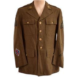 U.S. Army Infantry Tunic 2nd Marine Patch