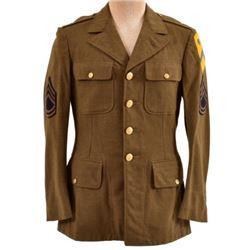 U.S. Army Tech Seargent. 2nd Cavalry Tunic