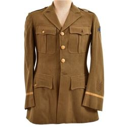 WWII U.S. Army 3rd Armored Division Tunic