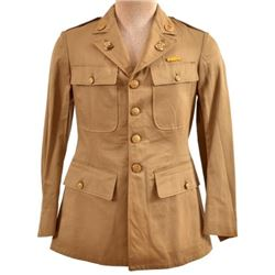 WWII U.S. Army Anti-Aircraft Enlisted Tunic