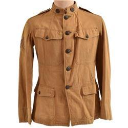 WWI U.S. Army 5th Cavalry G Troop Uniform