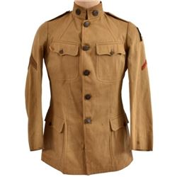 WWI U.S. Army Chemical Corps Tunic