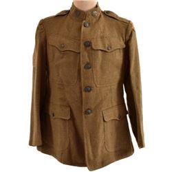 WWI U.S. Army 90th Infantry Division Uniform