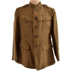 WWI U.S. Army 90th Infantry Division Uniform
