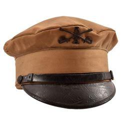 US Army 5th Cavalry Visor Cap