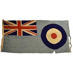 WWII British Royal Air Force Flag