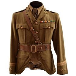 WWI British Royal Scots Uniform