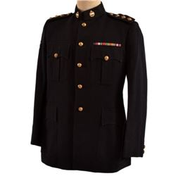 British Royal Tank Regiment Captain's Tunic