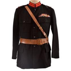 WWII British Kings Royal Rifle Corps Brigadier