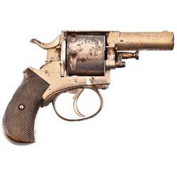 Webley British Bull Dog Revolver