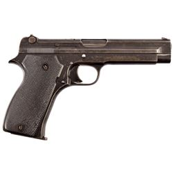 WWII French Automatic Pistol Model 1935A