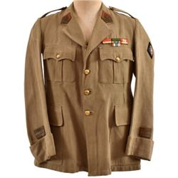 WWII French Navy Tunic