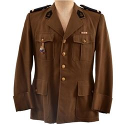 WWII French Navy Officers Tunic