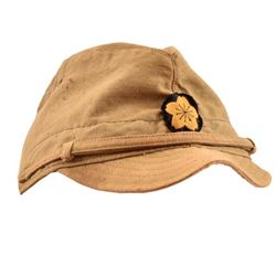 WWII Imperial Japanese Army Enlisted Field Cap