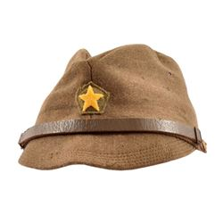 WWII Imperial Japanese Army Field Cap