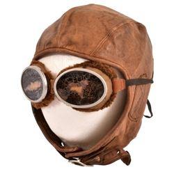 WWI Chicago Glove & Mitten Co. Helmet & Goggles