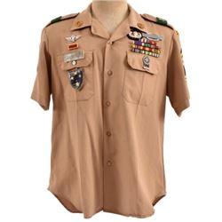 Vitenam U.S. Army Ranger Sgt 1st Class Tunic
