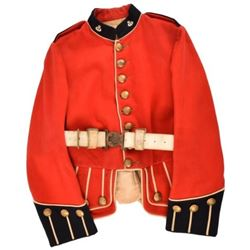 British Cameron Highlander Tunic & Belt