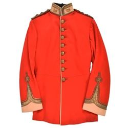 British Cheshire Regiment Officer's Tunic