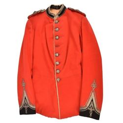 British Ceylon Light Infantry Officer's Tunic