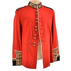 1880s British Army Officer's Tunic