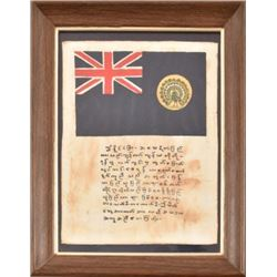 WWII Australian Blood Chit
