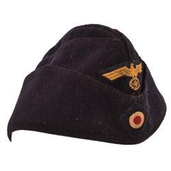 WWII Nazi German Kriegsmarine Side Cap