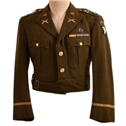 WWII U.S. 101st Airborne Ike Jacket