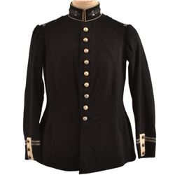 WWI French Officers Black Tunic