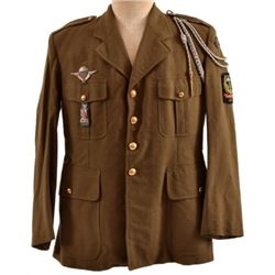 WWII French Commandos Marine S.A.S. Tunic