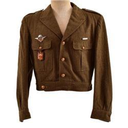 French 3rd Marine Infantry Parachute Reg't Tunic