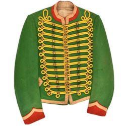1880 French Hussars Tunic