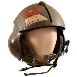 Vietnam War U.S. 17th Air Cavalry Flight Helmet