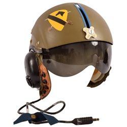 Vietnam U.S. Cavalry Helicopter Flight Helmet