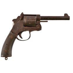 Vietnam War Viet-Cong Shop Made Pistol