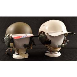 Vietnam War Era Flight Helmets