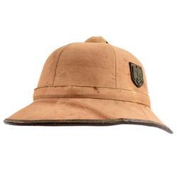 German Nazi WW2 Afrika Korps Pith Helmet