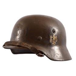 WWI German Nazi Wermacht M1935 Helmet