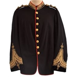 British Medical Staff Tunic 1880s