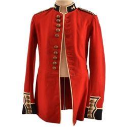 British Army Welsh Guards Dress Uniform Tunic