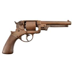 Starr Army Double Action Revolver
