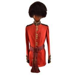 British Scots Guards Officer's Uniform