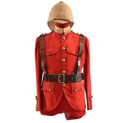 British Scottish Seaforth Highlander Uniform