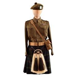 Canadian Scottish Princess Mary's Uniform