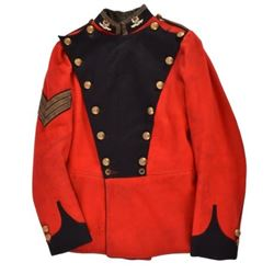 British 16th Queen's Royal Lancer Tunic