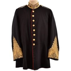 British Artillery Uniform Tunic High Ranking