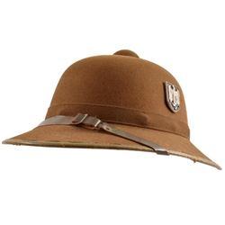 WW2 German Afrika Korps Winter Pith Helmet