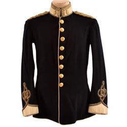 British Indian Army Service Corps Officers Tunic