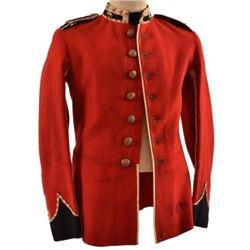 British North Staffordshire Regiment Tunic