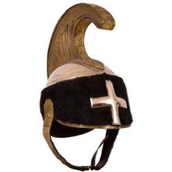WWI French Cavalry Helmet